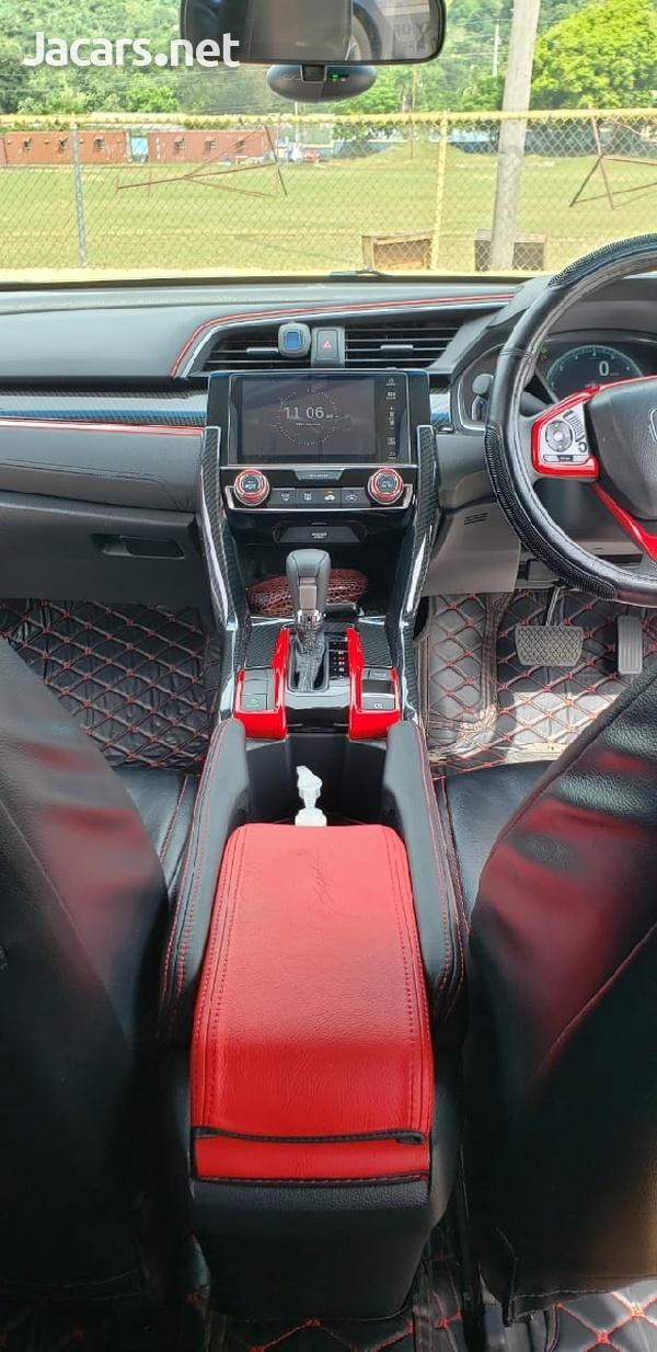 Honda Civic 1,6L 2017-4