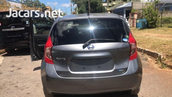 Nissan Note 1,5L 2015-6