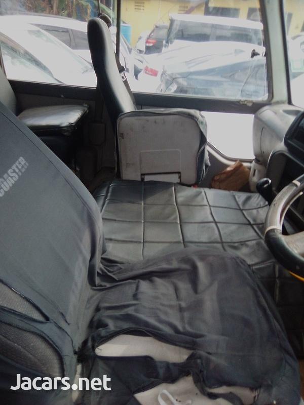 2012 Toyota Coaster Bus-5