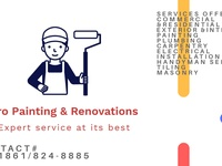 Pro painting and Renovations
