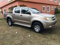 Toyota Hilux 2,5L 2009