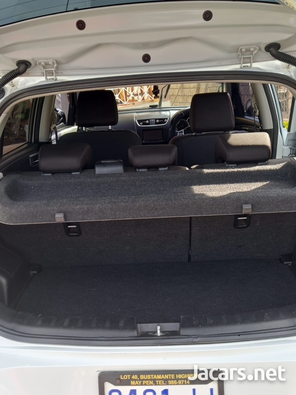 Suzuki Swift 1,6L 2012-12