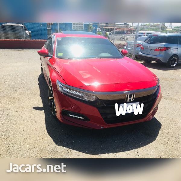 Honda Accord 1,8L 2019-1