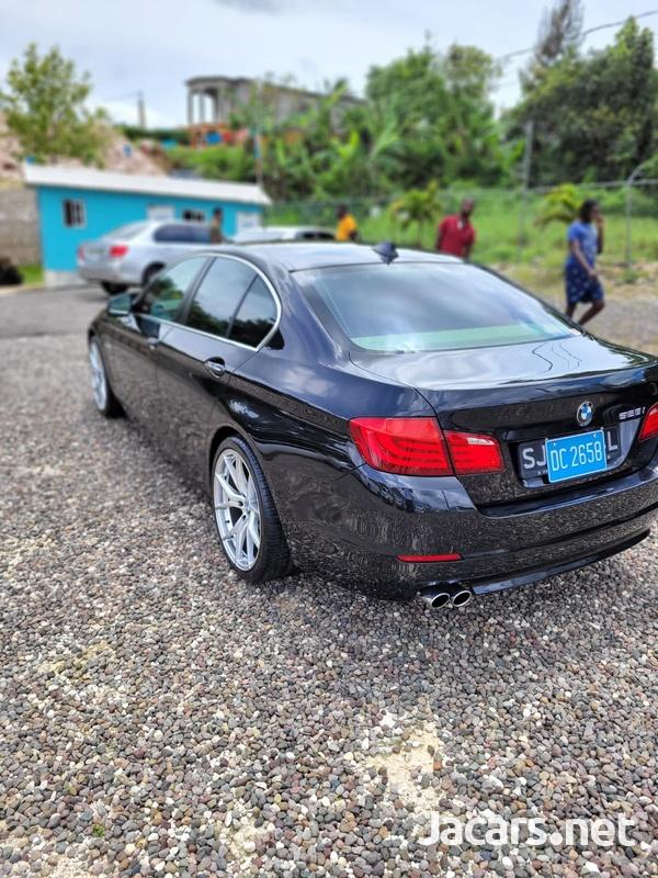 BMW 5-Series 2,0L 2012-10
