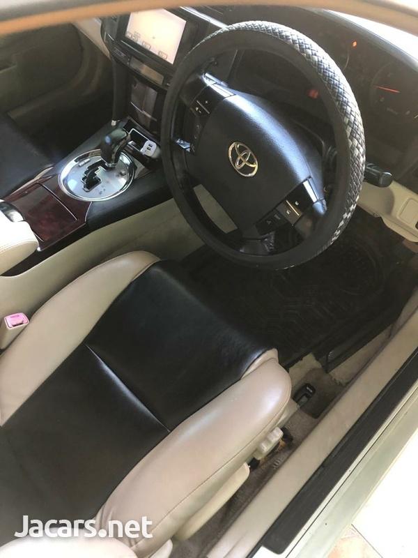 Toyota Mark X 2,5L 2008-5
