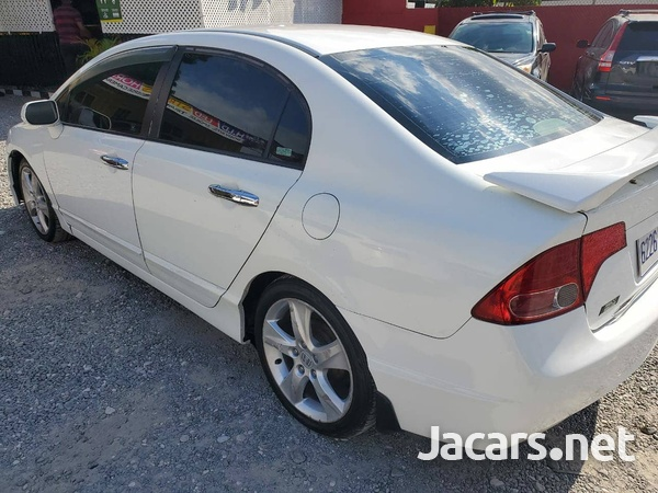 Honda Civic 1,6L 2008-7