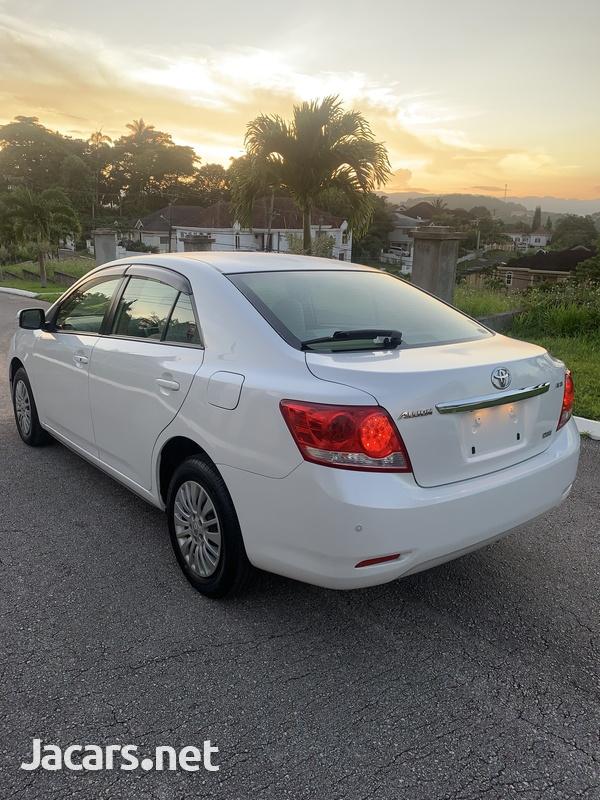Toyota Allion 1,5L 2012-6