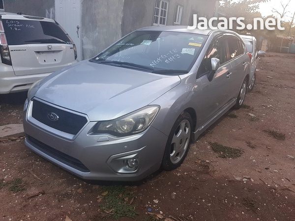 Subaru Impreza 1,6L 2012-4