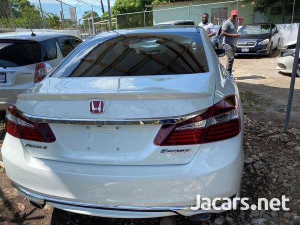 Honda Accord 2,4L 2016-14