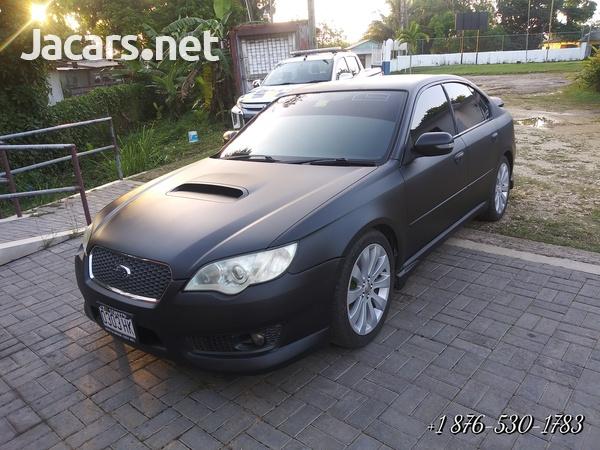 Subaru Legacy 2,0L 2008-5