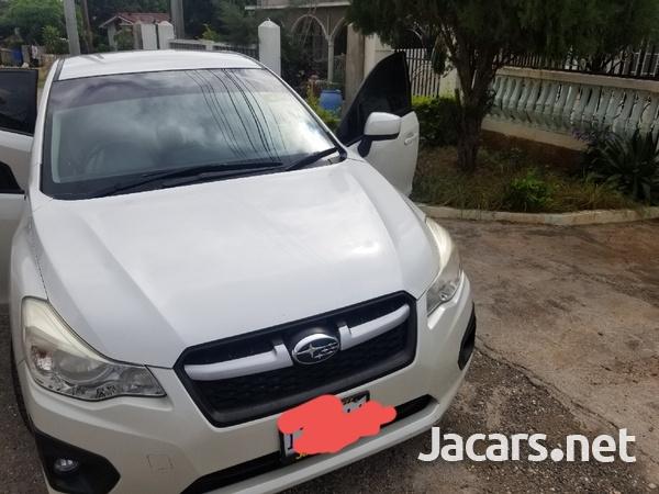 Subaru Impreza 2,0L 2013-3