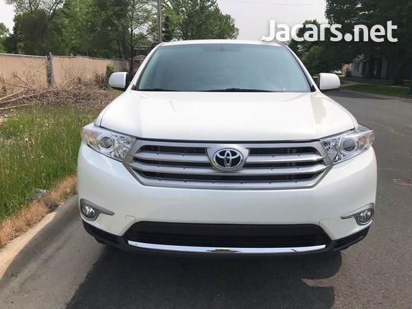 Toyota RAV4 3,5L 2013-2