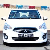 Mitsubishi Attrage 1,1L 2016