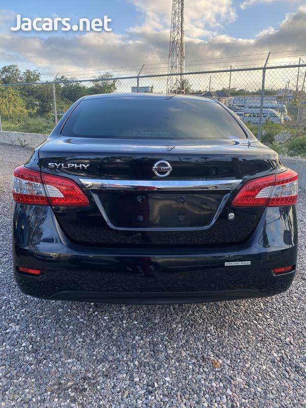 Nissan Sylphy 1,8L 2014-9