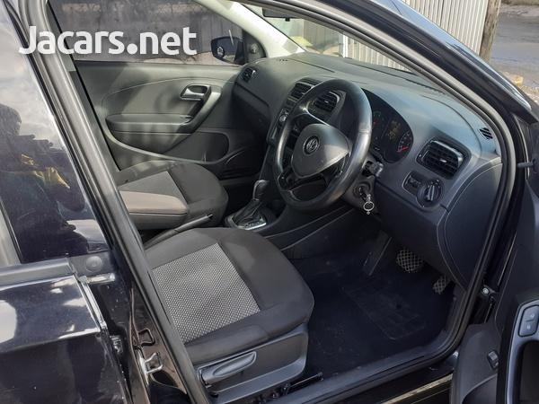 Volkswagen Polo 1,5L 2017-6