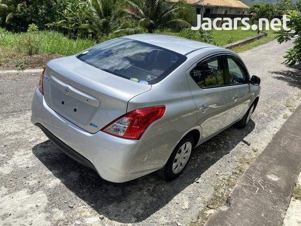 Nissan Latio 1,2L 2016-3