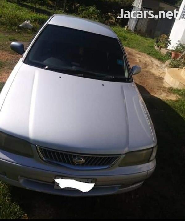 Nissan Sunny 1,4L 2001-3