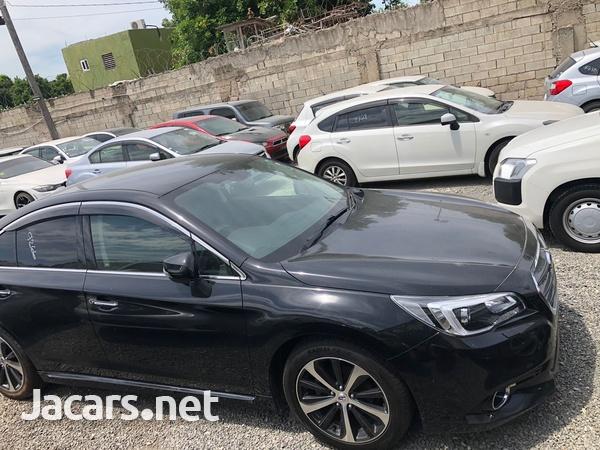 Subaru Legacy 2,5L 2016-5