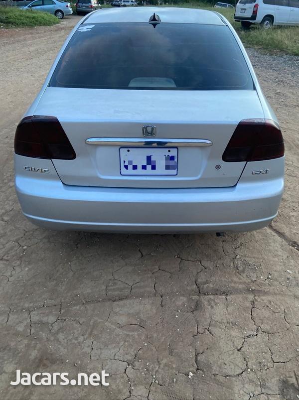 Honda Civic 1,5L 2001-2