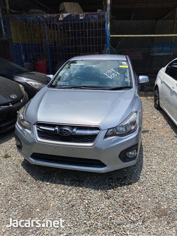Subaru G4 2,0L 2012-1