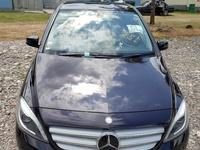 Mercedes-Benz B-Class 1,7L 2013