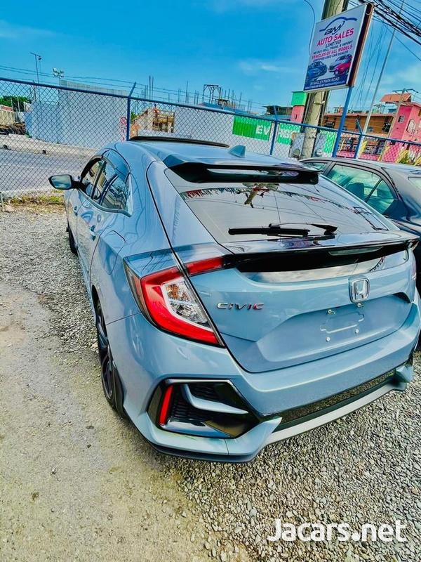 Honda Civic 1,5L 2020-7