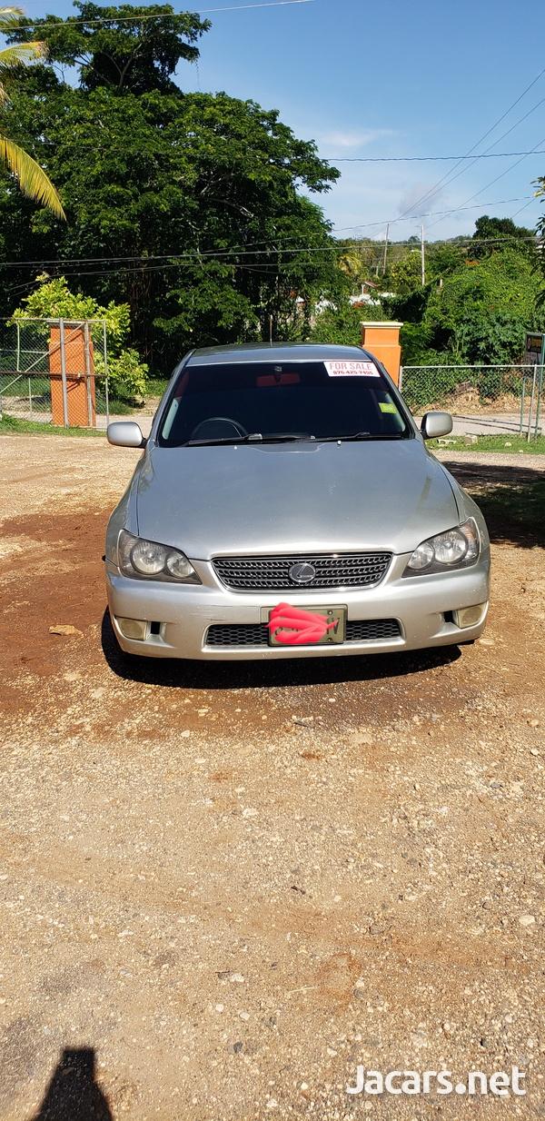 Toyota Altezza 2,0L 2004-1