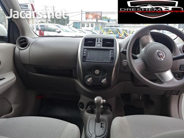 Nissan March 1,2L 2017-5