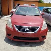 Nissan Versa 1,5L 2013