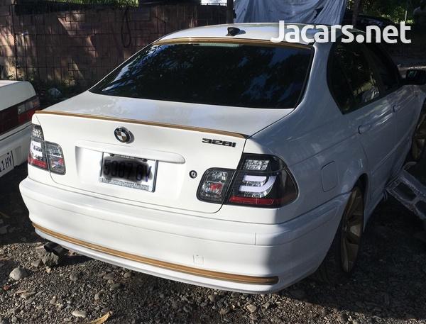 BMW 3-Series 2,5L 2003-4