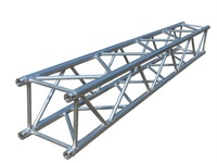 Aluminum truss pieces