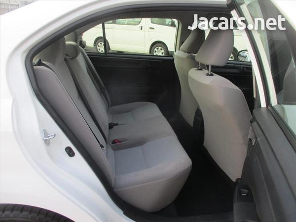 Toyota Axio 1,3L 2016-8