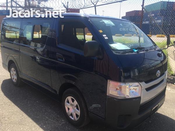 Toyota Hiace Bus 2,0L 2016-1