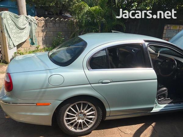 Jaguar S-Type 3,0L 2006-2