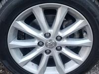 mark x rim and tire