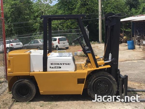 Komatsu Forklift forsale-2