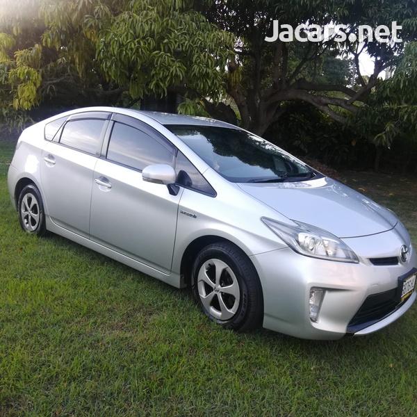 Toyota Prius 1,8L 2012-3