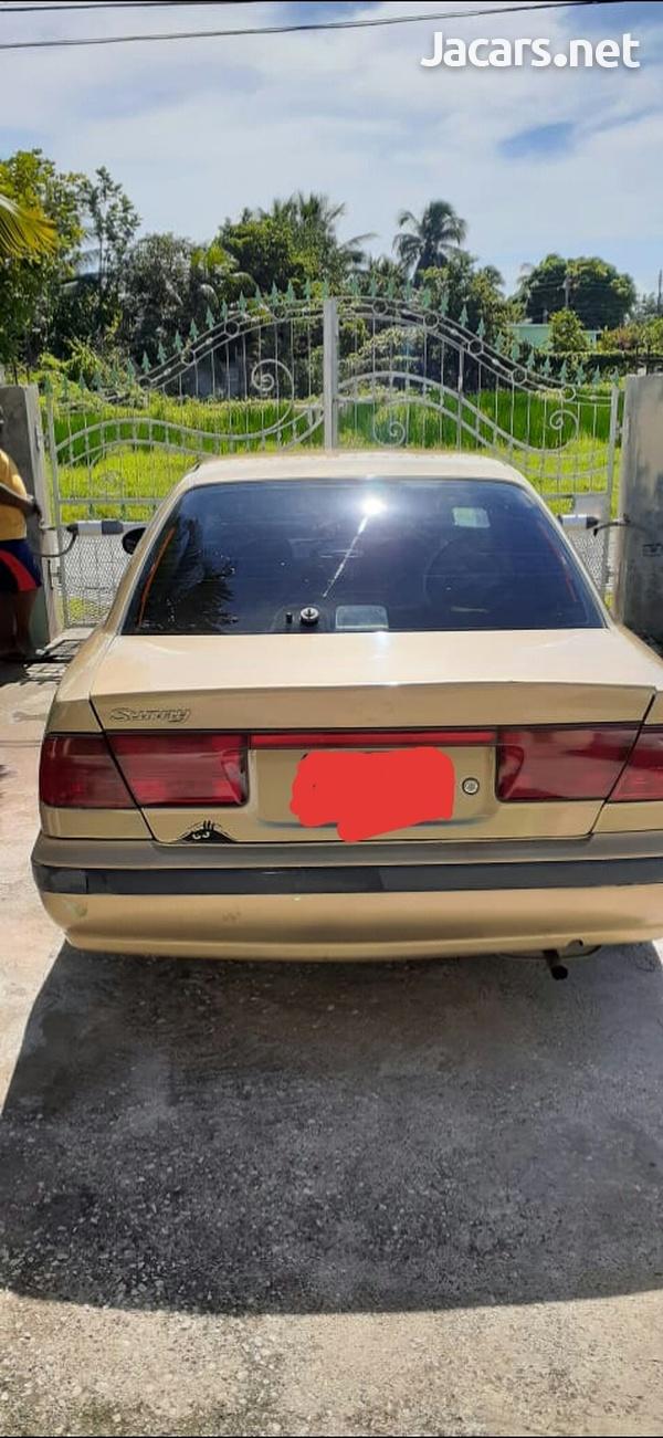 Nissan B14 1,8L 2002-2