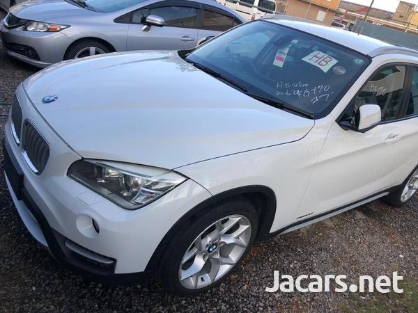 BMW X1 2,0L 2013-11