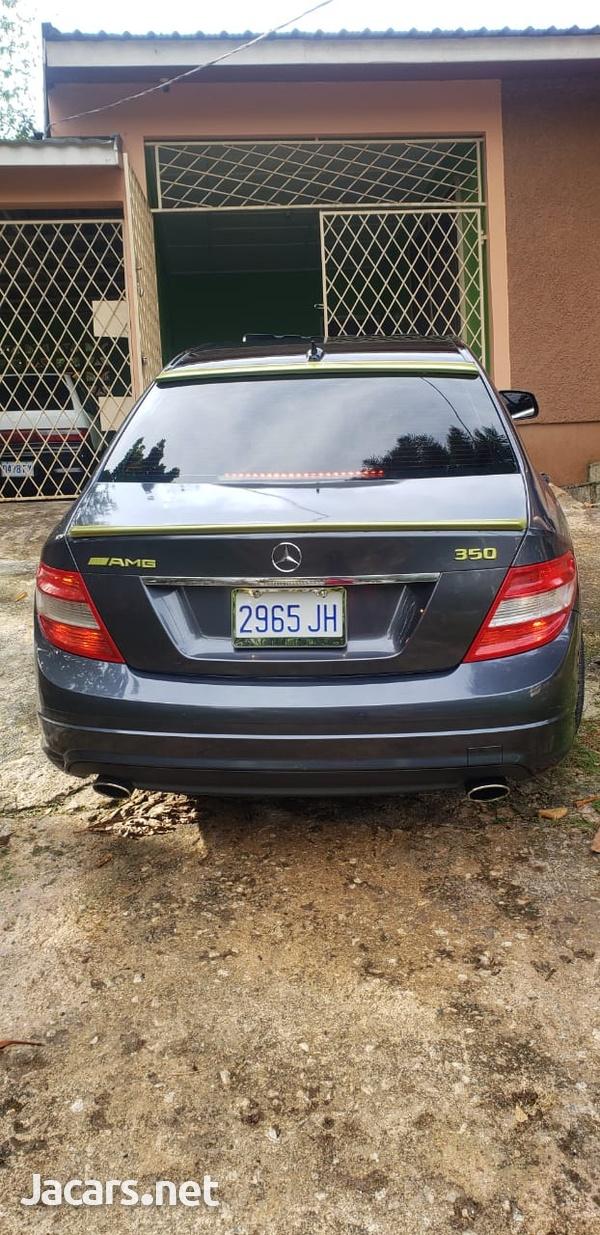 Mercedes-Benz C-Class 3,0L 2008-2