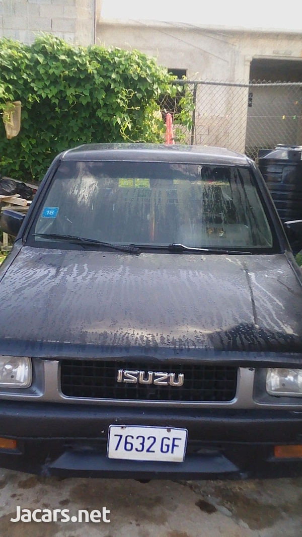 Isuzu Pick-up 2,6L 1992-4