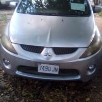 Mitsubishi Grandis 2,0L 2003