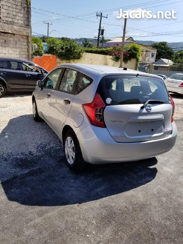 Nissan Note 1,2L 2014-2