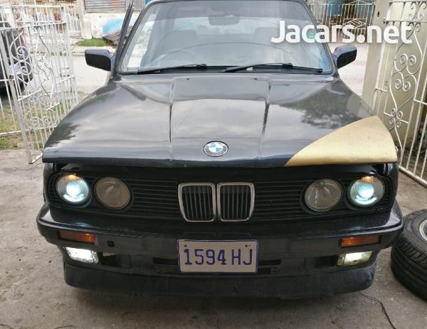 BMW 3-Series 2,5L 1990-3
