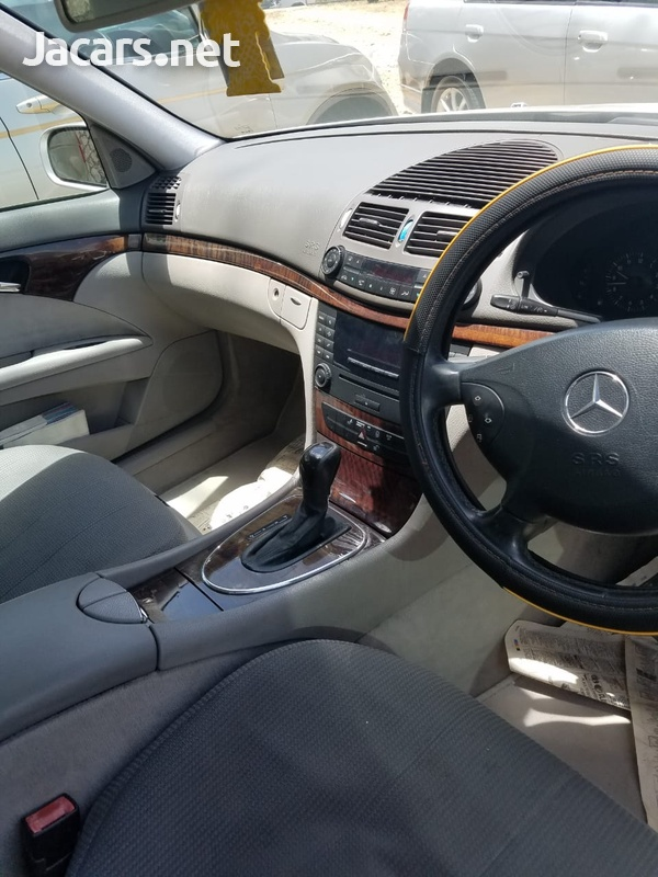 Mercedes-Benz E-Class 2,0L 2004-2