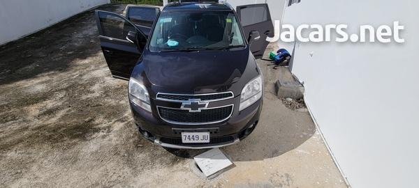 Chevrolet Orlando 2,4L 2014-1