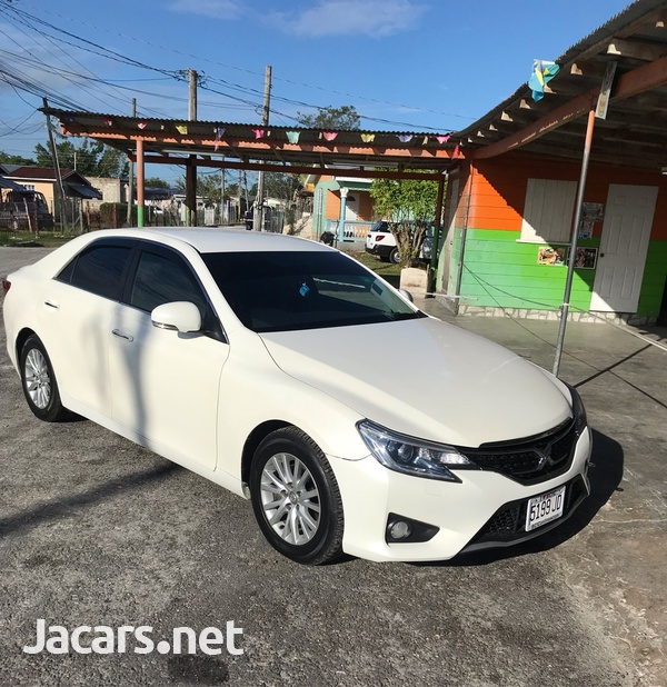 Toyota Mark X 2,8L 2013-1