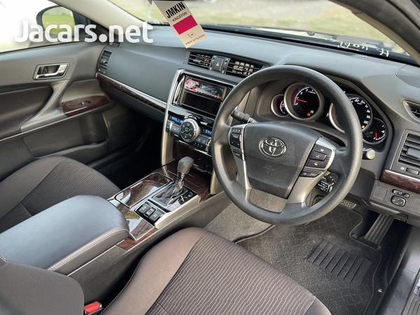 Toyota Mark X 2,5L 2018-7