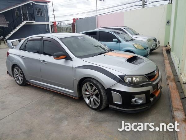 Subaru WRX STI 2,5L 2013-4