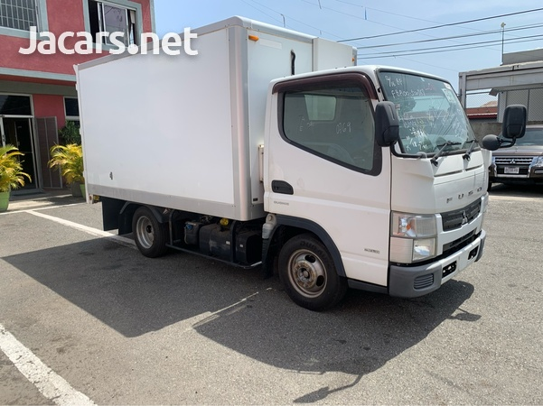 2011 Canter Fuso Truck-3